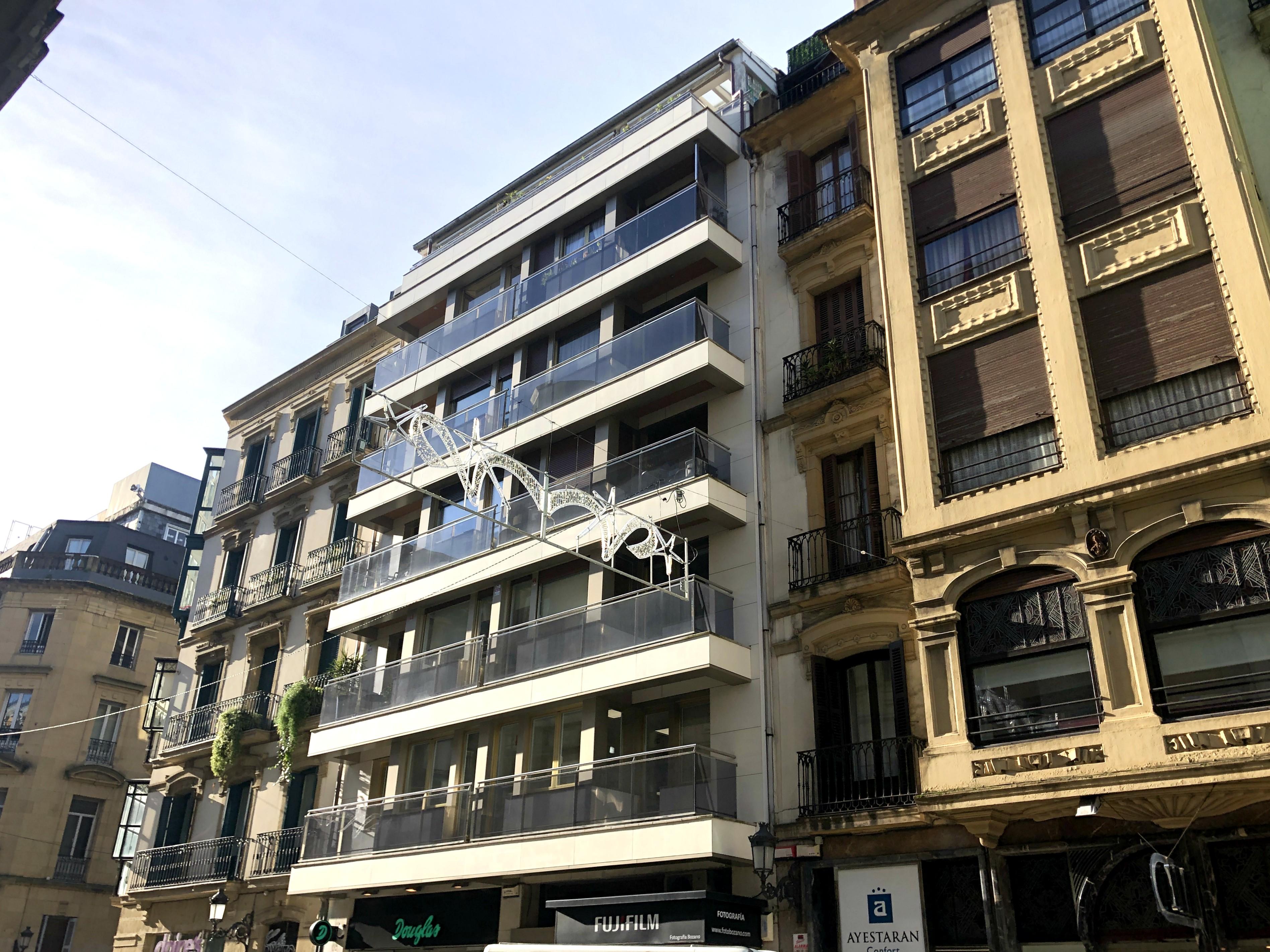 CENTRO. Caprichoso apartamento de 50,00m2 en la Calle Fuenterrabia