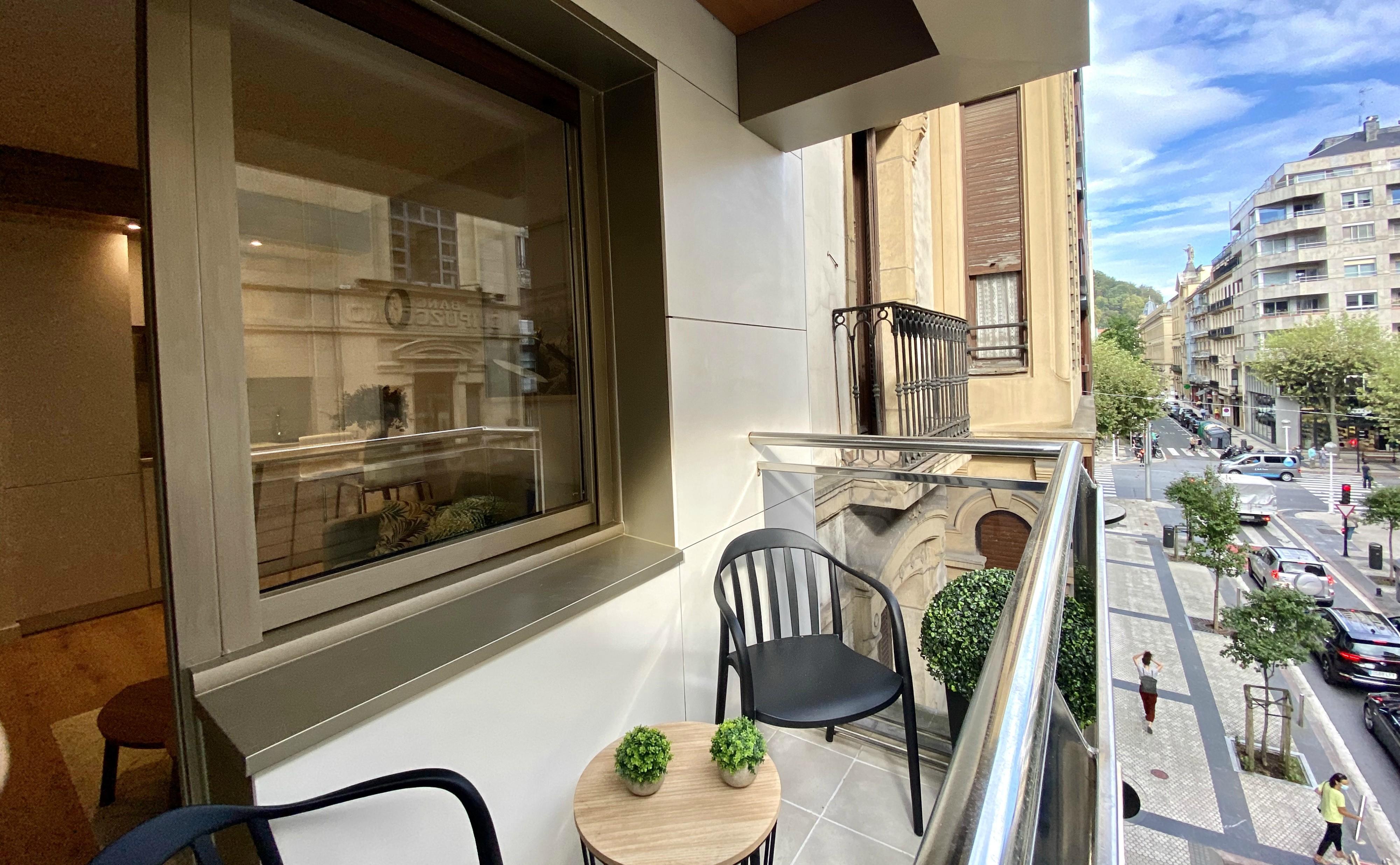 CENTRO. REFORMA INTEGRAL, Apartamento con terraza